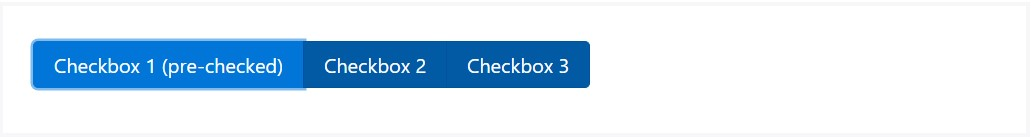 How you can  work with the Bootstrap checkbox