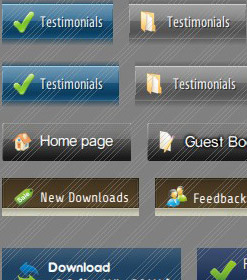 Flash Dynamisches Popup Menu Webpage Menu Graphics