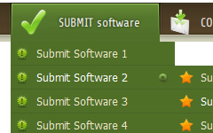 Menu Control Web Part Free Templates Submenus