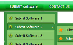 Code Free Menu Submenu Creation Dynamische Css Menue