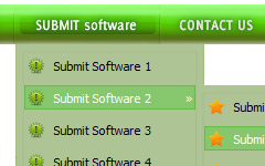 Custom Drop Down Xml Menu Floating Menu With Submenus