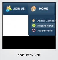 Code Menu Web