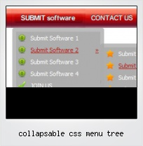 Collapsable Css Menu Tree