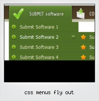 Css Menus Fly Out