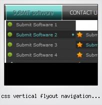 Css Vertical Flyout Navigation Menu