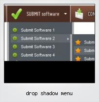 Drop Shadow Menu