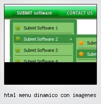 Html Menu Dinamico Con Imagenes