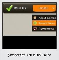 Javascript Menus Movibles