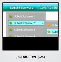 Jmenubar En Java