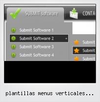 Plantillas Menus Verticales Javascript
