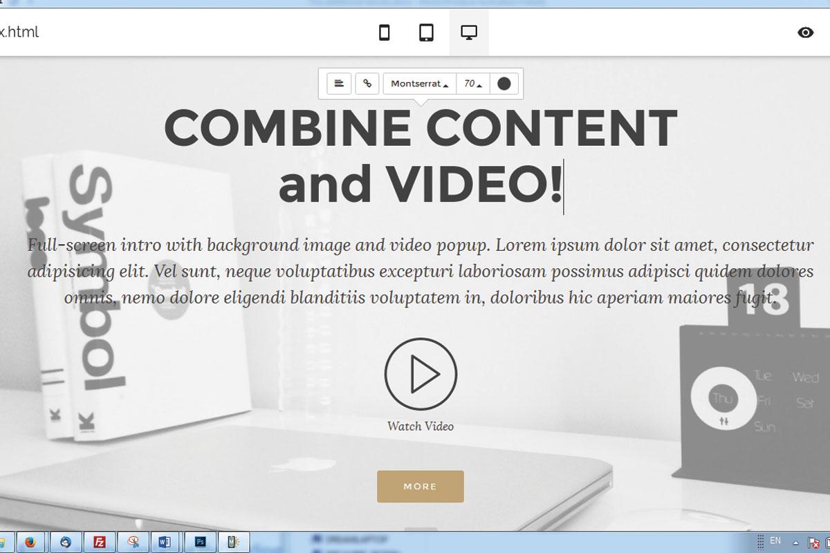 Top Responsive Web Site Creator Software