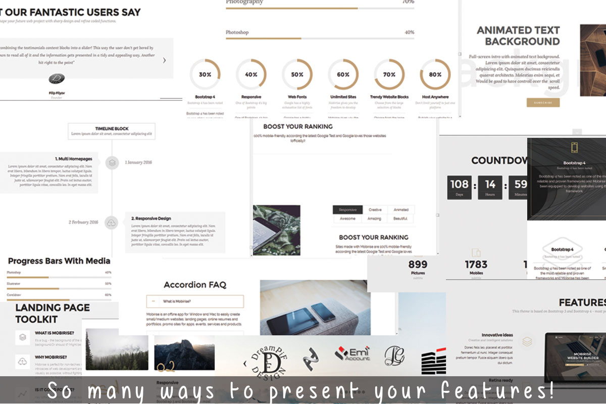 Easy Responsive Website Builder Review
