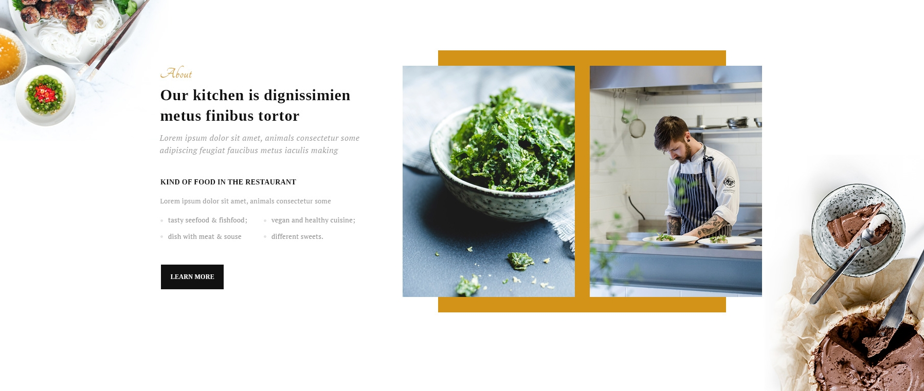 HTML5 Bootstrap Blank Theme