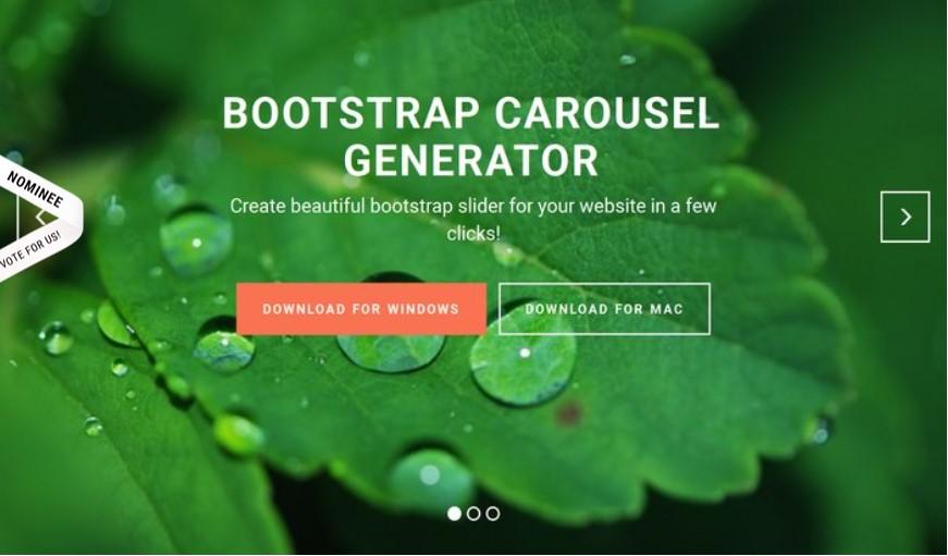 Carousel Slider Bootstrap