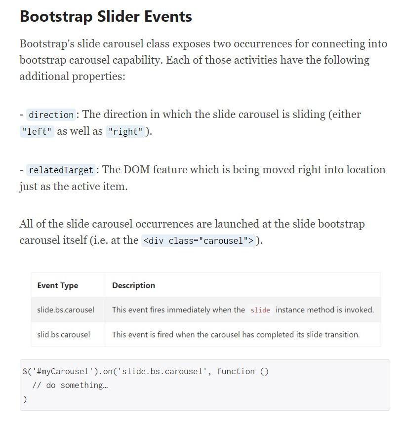 Seiyria Bootstrap Slider