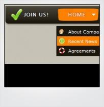 Javascript Transparent Pop Up Menu