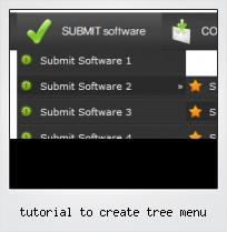 Tutorial To Create Tree Menu