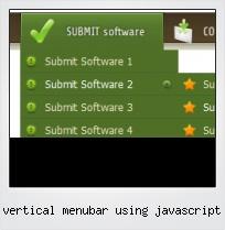 Vertical Menubar Using Javascript
